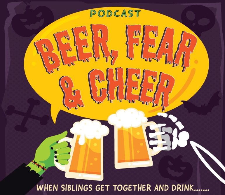 Beer Fear and Cheer Podcast Logo